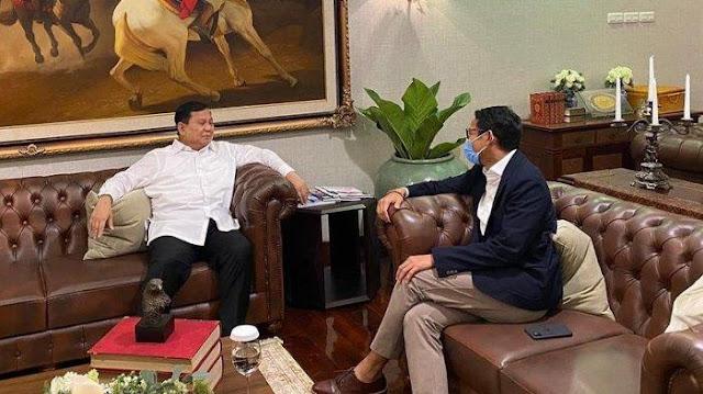 Bergabungnya Prabowo-Sandi Ke Kabinet Jokowi Bukti Pragmatisme Politik Itu Nyata