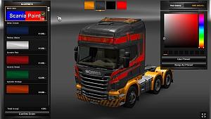 Scania Paint Job by Pauke2004
