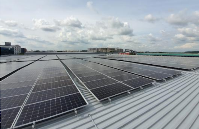 Extra Space Asia Kembali Pasang Fotovoltaik Surya ke Dua Fasilitas Tambahan di Singapura