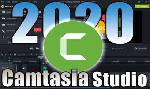 تحميل وتفعيل برنامج Camtasia Studio 2021 عملاق تصوير سطح المكتب وعمل المونتاج