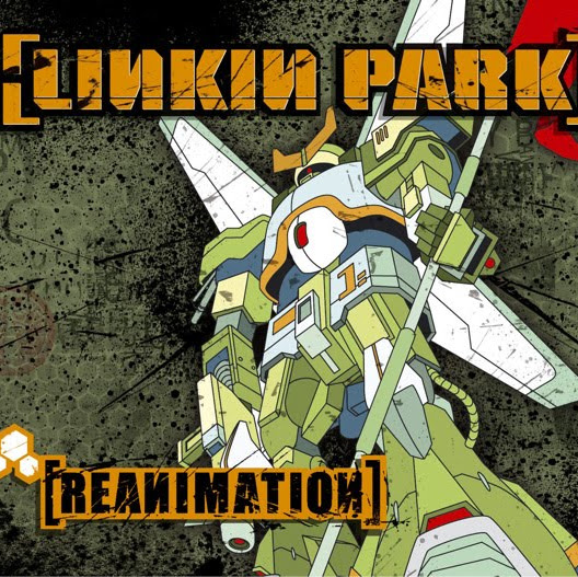 Linkin Park - Reanimation (Bonus Version) Cover
