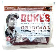 dukes shorty sausages