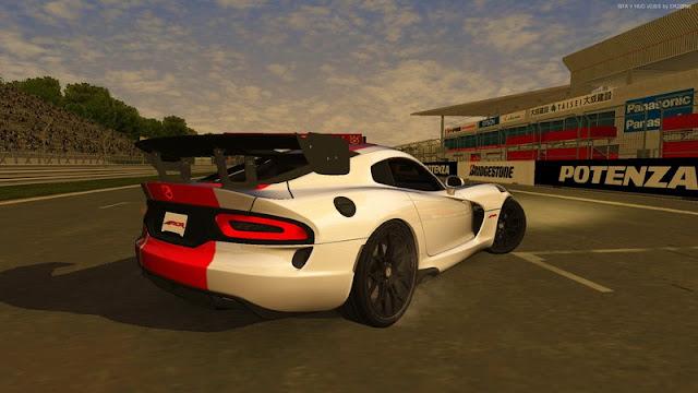 GTA San Andreas Dodge Viper ACR 2021