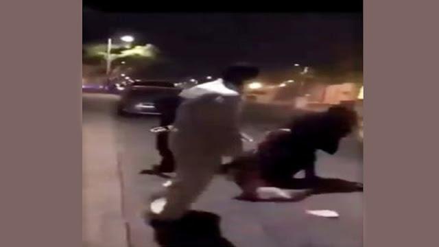 تونسية تتعرّض للتعنيف من أميرة سعودية (فيديو)