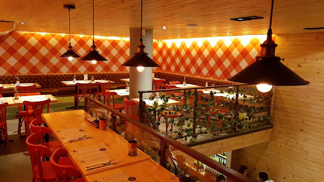Blog Apaixonados por Viagens - Gastronomia - Ipanema - Cantina da Praça