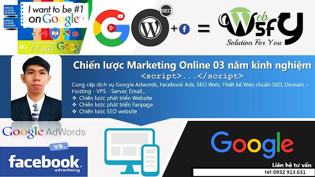 Dịch vụ tư vấn quảng cáo quảng cáo Google Adwords tại HCM