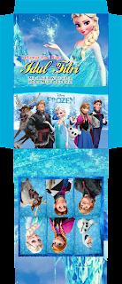 amplop lebaran frozen