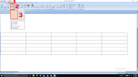 how to add table in ms word