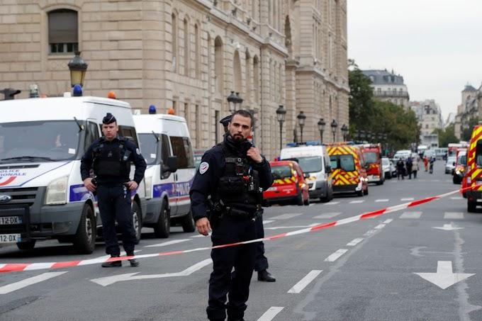 Quatro policiais são mortos em ataque à sede da polícia de Paris