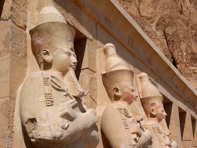 Templo de Hatshepsut (Luxor)
