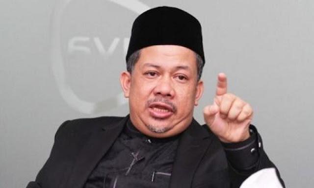 Fahri Hamzah Ungkap Dosa Terbesar Buzzer dan Presiden