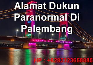 Alamat Dukun Paranormal Di Palembang