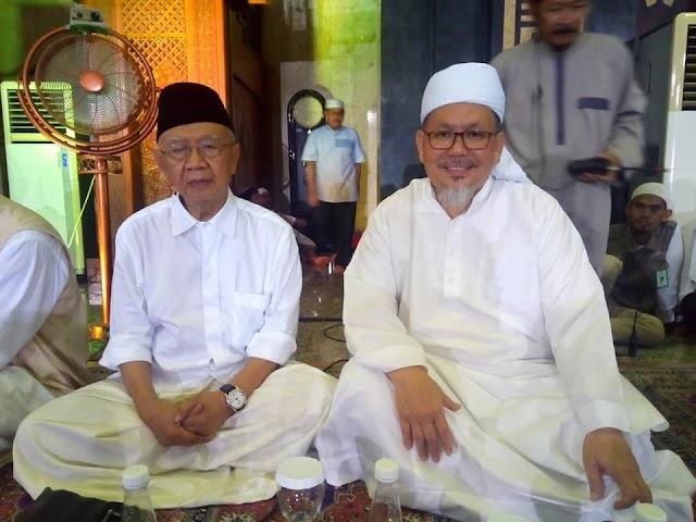 Innalillahi, KH. Solahudin Wahid Cucu Pendiri NU Berpulang