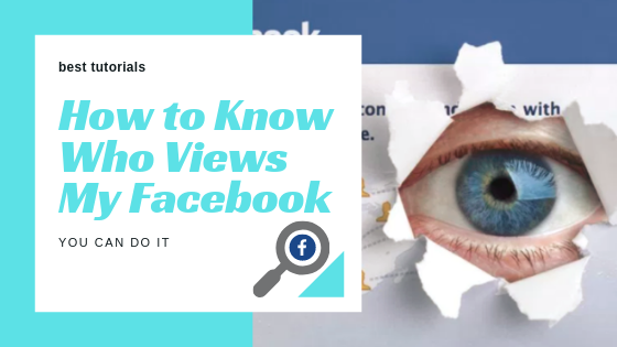 How Can You See Who Views Your Facebook Profile<br/>