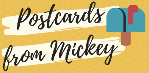 Postcards from Mickey