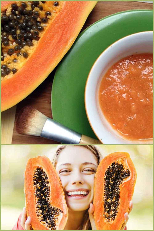Masque capillaire à la papaye pour des cheveux beaux et sains