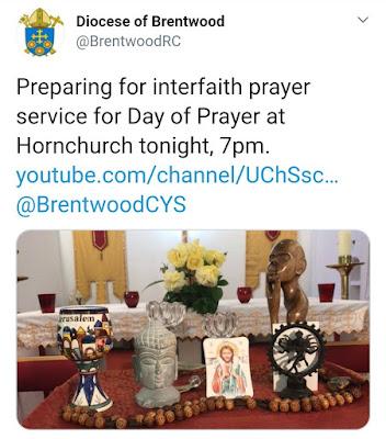 Brentwood tweet
