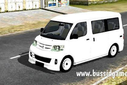 Mod Daihatsu Luxio By NanoNano