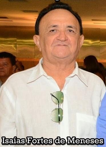 Chapadinha: Ex-prefeito Isaías Fortes testa positivo para o Coronavírus (COVID-19), e está em casa de recuperação.