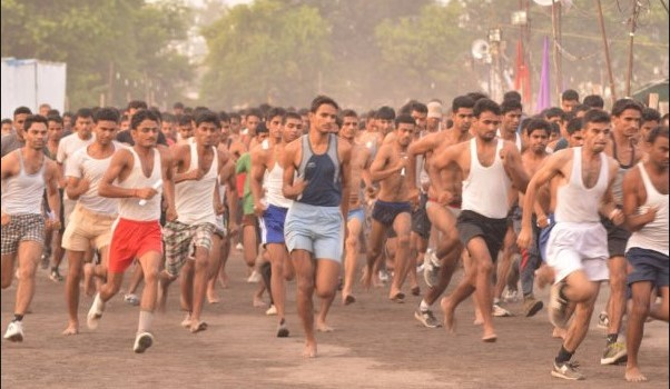 Mungeli Army Rally, Indian Army Rally, Open Bharti Rally
