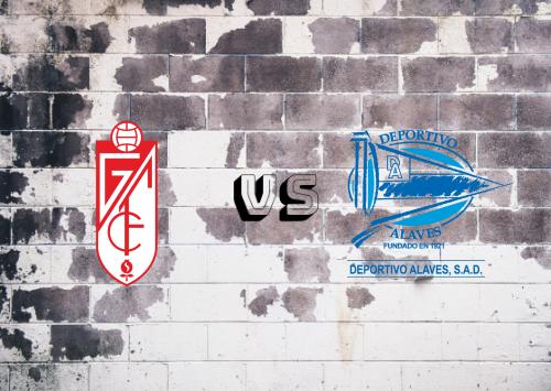 Granada vs Deportivo Alavés  Resumen