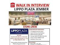 Loker Jember Lippo Plaza Jember