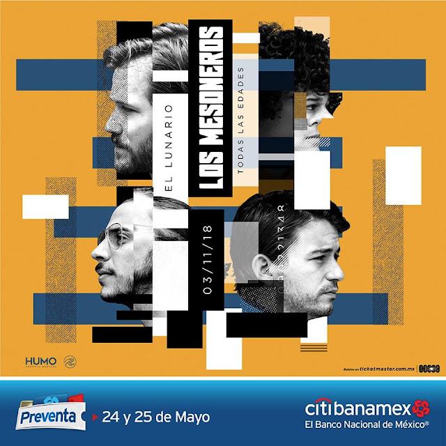 LOS MESONEROS- LUNARIO 2018