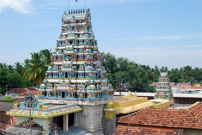 Karuvalur Mariamman Temple Tirupur - History, Timings, Festivals & Address!