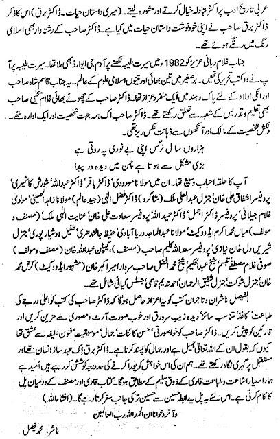 Ghulam Jilani Barq books