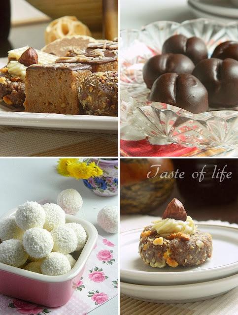 KOLOVRAT recepti: sitni kolaci