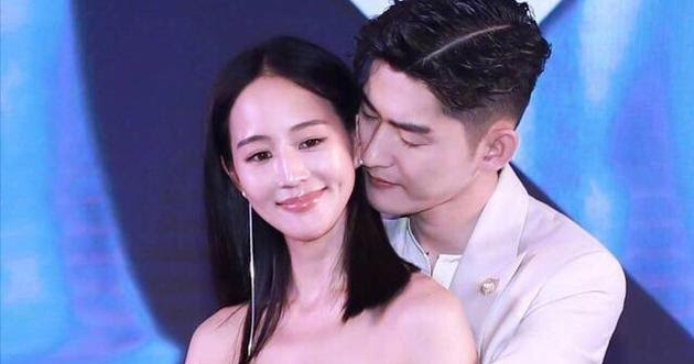 CentKent: Zhang Han denies marriage rumors with Janine Chang.