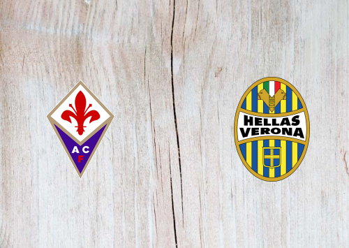 Fiorentina vs Hellas Verona -Highlights 12 July 2020