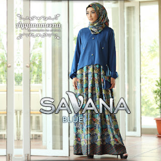 Ayyanameena Savana Blue