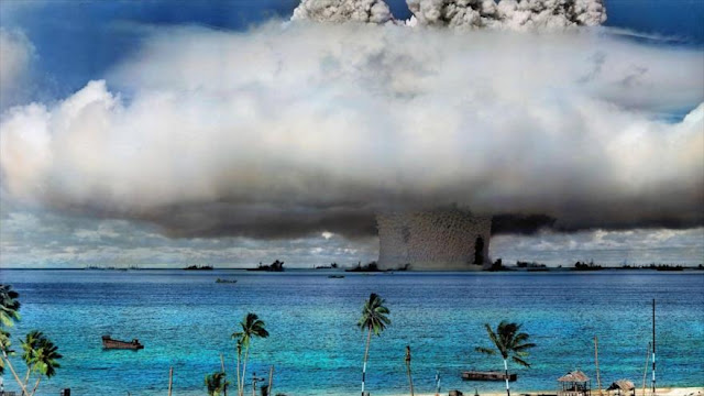 ¿Cómo sería una guerra nuclear entre EEUU y Corea del Norte?