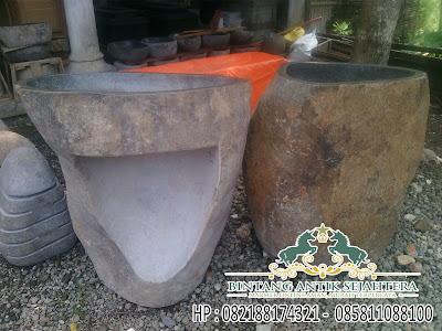Jual Pedestal Murah | Harga Pedestal Batu Kali