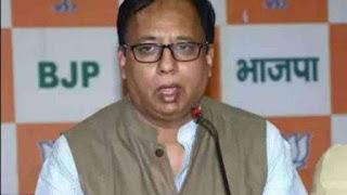 sanjay-jaiswal-admited-in-aiims