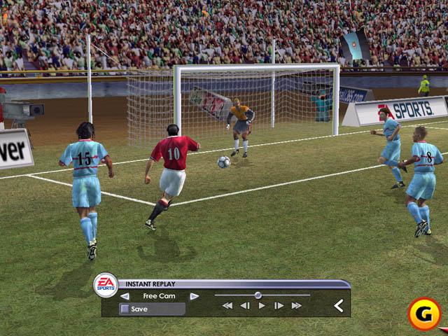 تحميل لعبة كرة القدم فيفا 2 - FIFA 2002