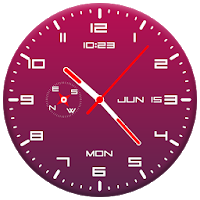 Clock Live Wallpaper Apk Download for Android