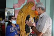 Lasmi, Legenda Ledek Tayub Grobogan saat Dikunjungi Ganjar Pranowo