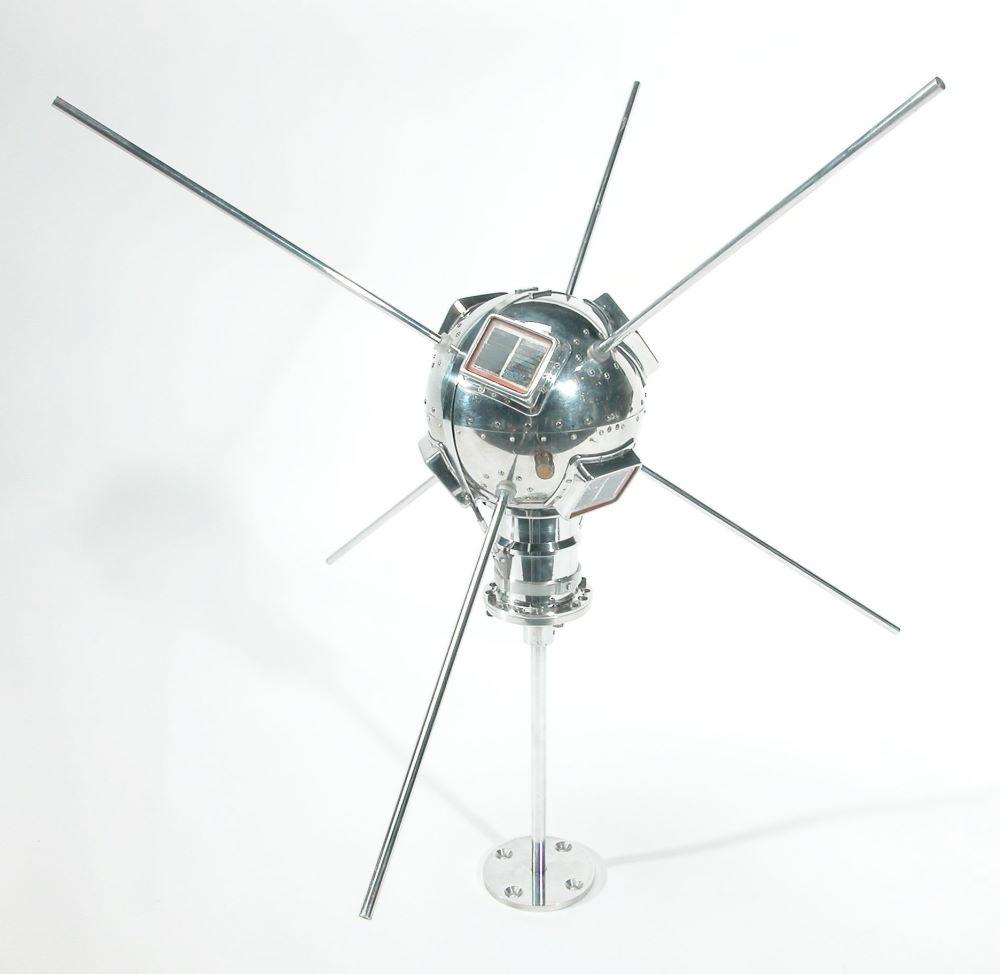 Vanguard 1 satellite
