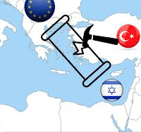 İsrail gazının Avrupa'ya taşınması ve Türkiye'nin tavrı