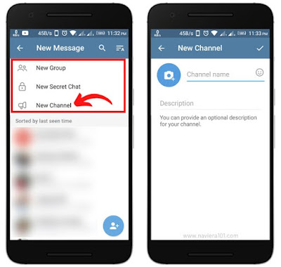 How to create a new telegram channel in 2021