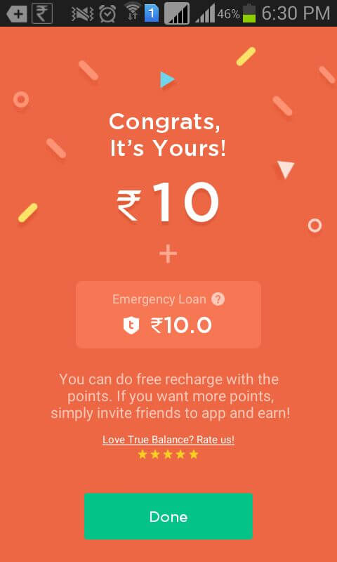Get rs20 free recharge earn rs10 per referral hindi webkaise free me mobile recharge kaise kare stopboris Image collections