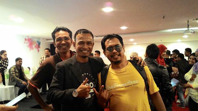 Bro Framestone, Eshamz Halim, SBB2016, Sepetang Bersama Blogger,