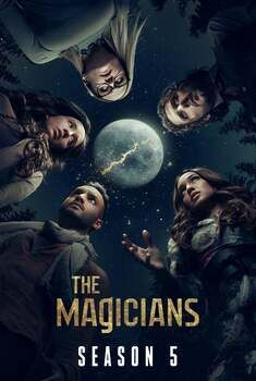 The Magicians 5ª Temporada Torrent - WEB-DL 720p/1080p Legendado