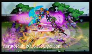 Cara Install Naruto Senki Mod Moba Mugen Apk Full Character