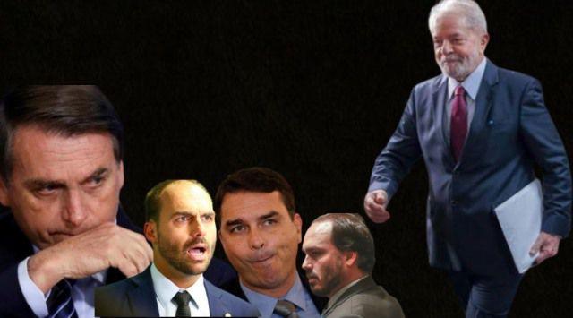 PT mobiliza militância para libertação de Lula; Bolsonaros lamentam
