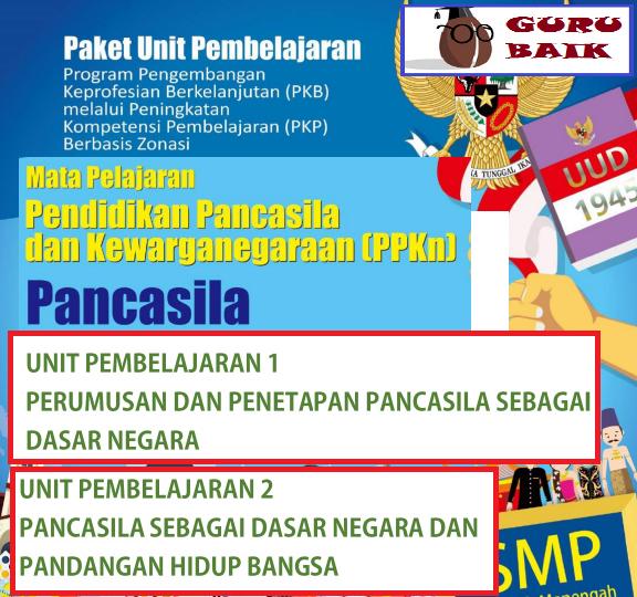 Download Modul PKP PPKN Jenjang SMP Edisi 2019/2020 pdf