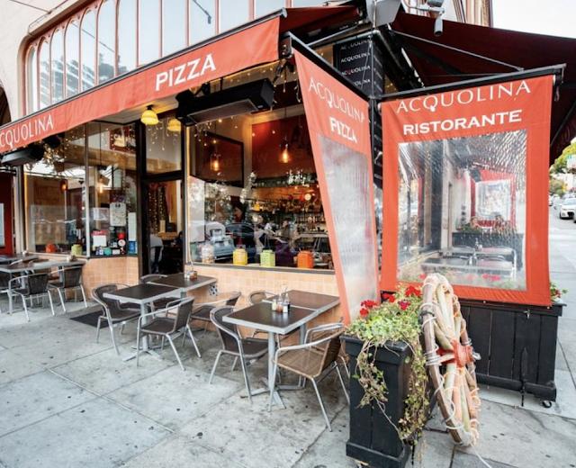8 Favorite Patio Dining Experiences in San Francisco
