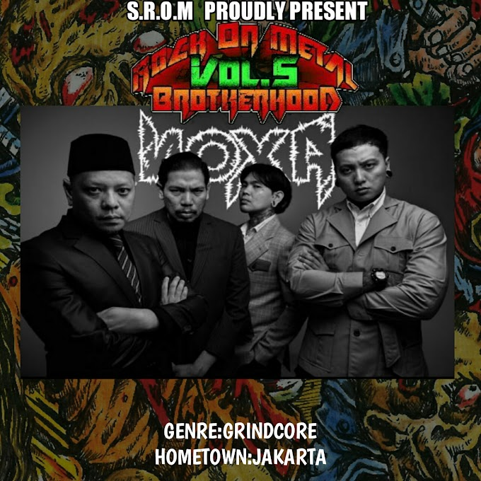 NOXA-ROCK ON METAL BROTHERHOOD COMPILATION VOLUME 5